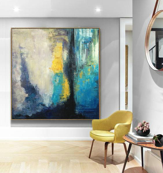 Art painting, Oil Large Art, Abstract Painting, Wall Art, Canvas Wall Art, Original art, Canvas Painting, Large Painting