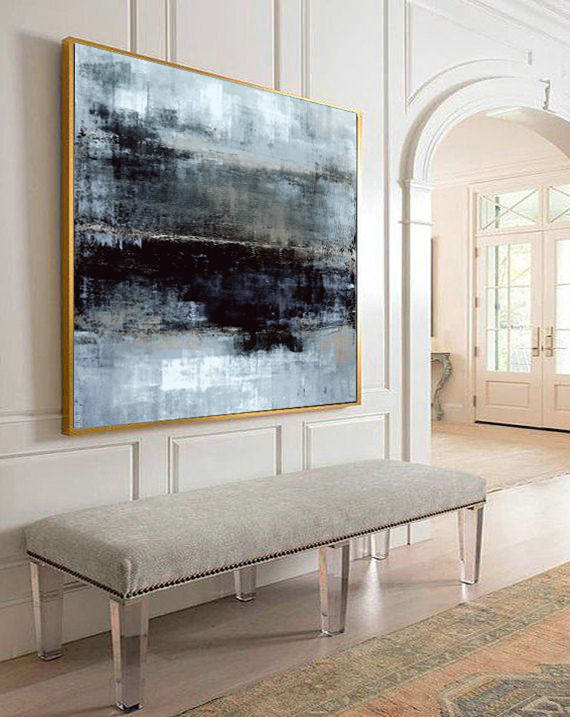 Black and white, Painting Abstract, Abstract painting, Black white painting, Abstract Art, Canvas Abstract, Large Art Painting, Painting Art