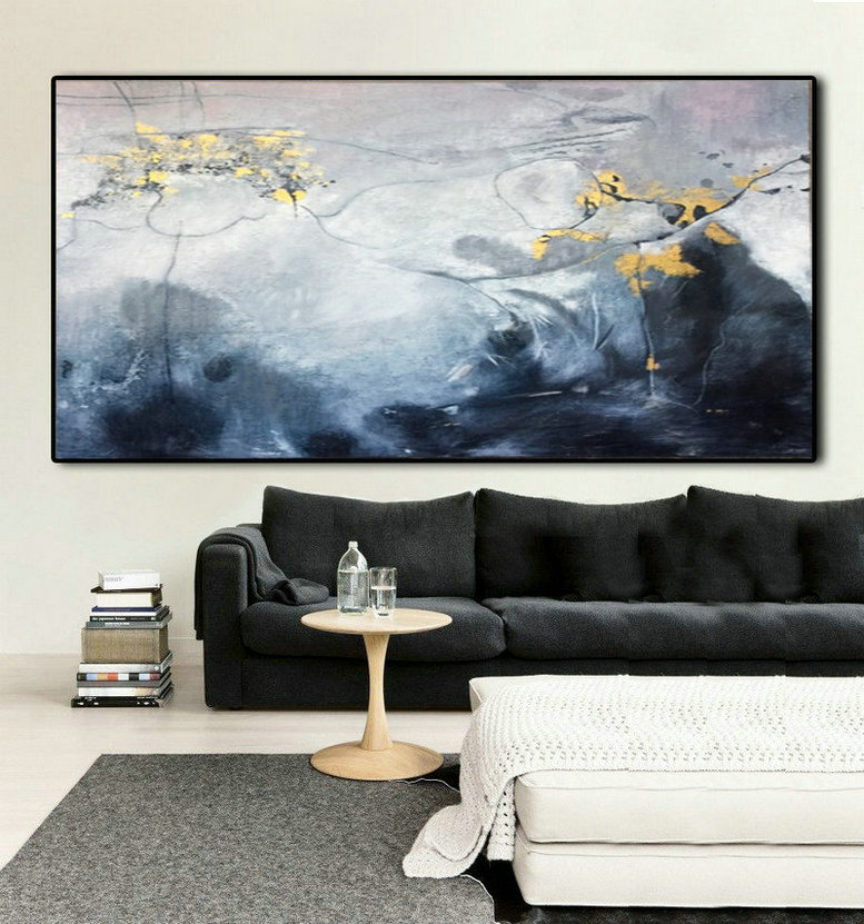 Abstract Decor Painting, Large Decor Art, Abstract Painting, Large Wall Art, Abstract Art, Colorful Large Painting, Xxl large Painting, Art