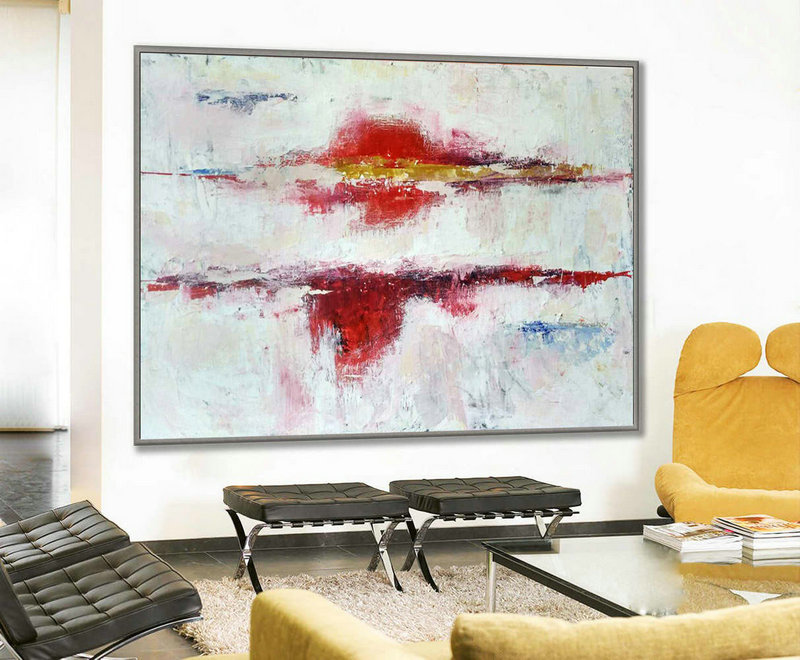 Large Contemporary Painting, Texture knife, Original Abstract, Original Artwork, Textured Painting, Colorful Large Painting, Home decor art