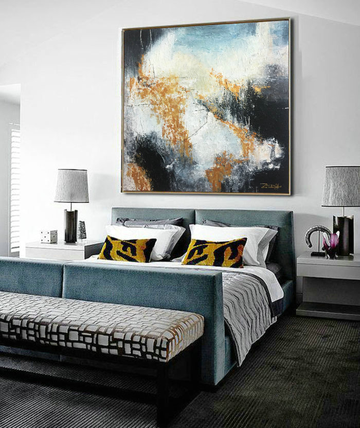 Living Room Art, Abstract wall art, Original Abstract, Abstract Canvas Art, Minimal Decor Art, Original Large Art, Painting Original