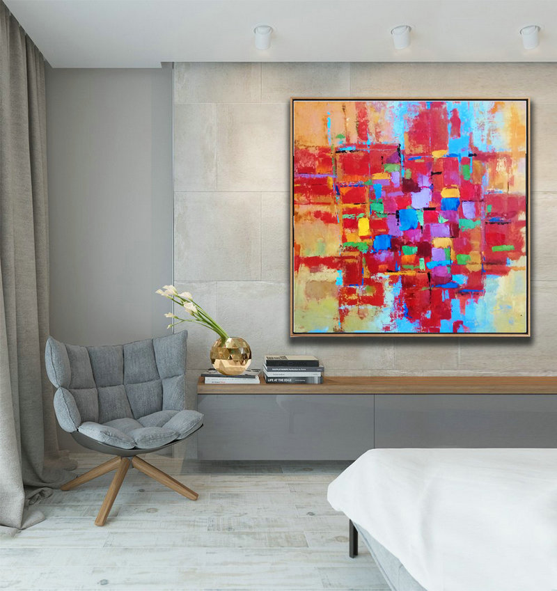Abstract Painting, Oil Painting, Large Decor Art, Abstract Wall Painting, Canvas Art, Large Wall Art, Abstract Art, Large Decor Art, Acrylic