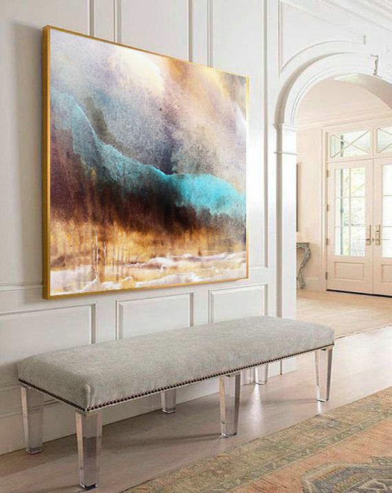 Abstract Decor Painting, Abstract painting, Art painting, Acrylic paintings, Large wall art, Canvas Art, Large abstract, Large Art, Painting