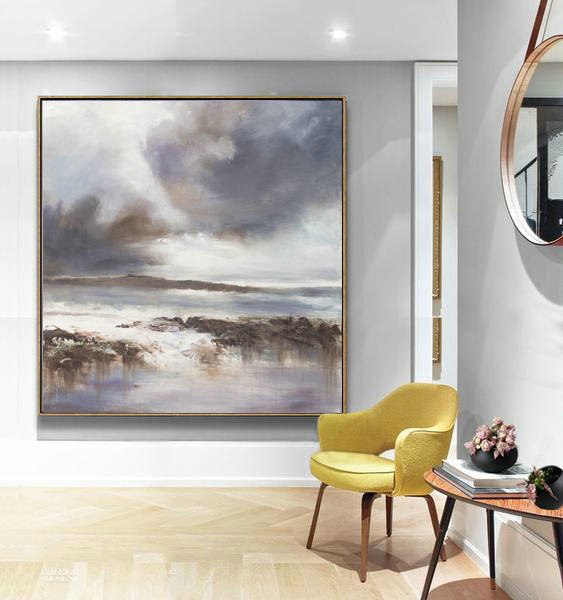 Extra Large Wall Art Palette Knife