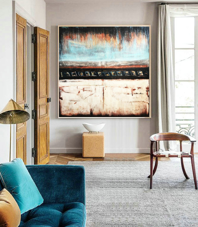 Acrylic painting, Abstract Canvas Art, Art, Abstract Canvas, Textured painting, Abstract Large Art, Living Room Art, Large Abstract Art