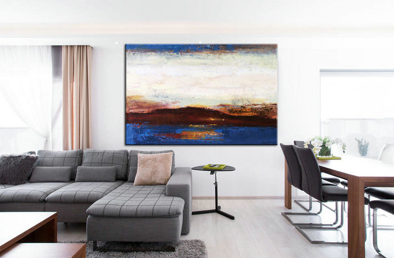 Abstract Painting, Abstract Decor Painting, Large Decor Art, Large Wall Art, Abstract Art, Colorful Large Painting, Xxl large Painting, Art