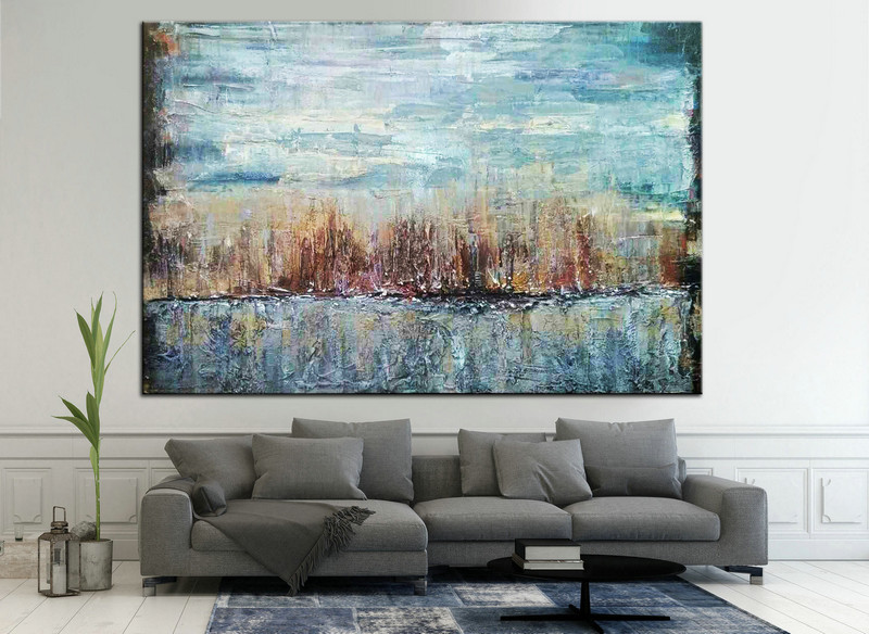 Large Decor Art, Abstract Painting, Large acrylic Art, Large Wall Art, Abstract Art, Handmade Decor Art, Oil Large Painting, Wall art decor