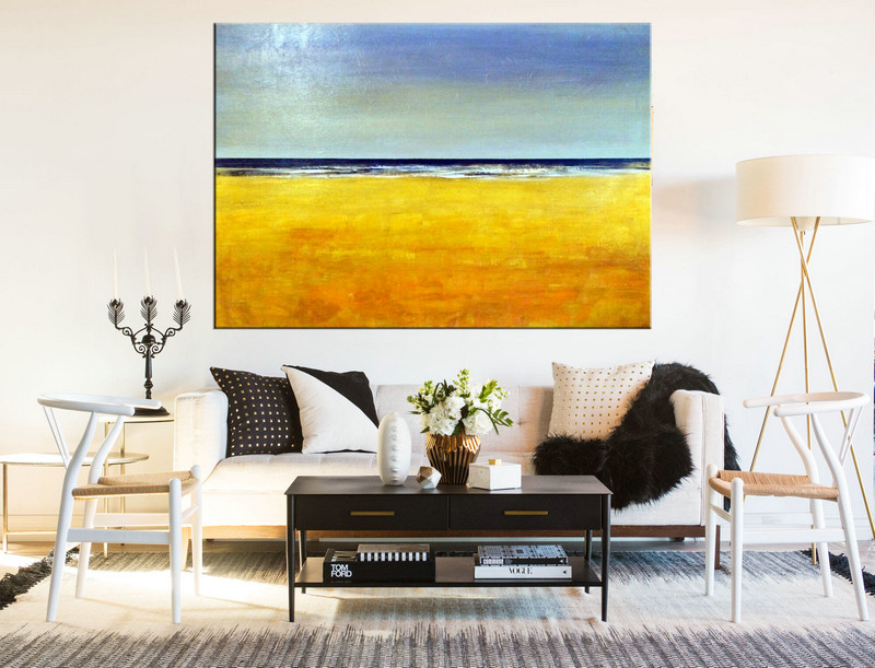 Abstract Painting, Abstract Landscape, Wall Art, Oil painting, Canvas Art, Modern Painting, Wall Decor, Bedroom Decor, Heavy Texture