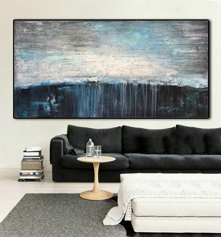 Oil Abstract Art, Abstract Painting, Large Decor Painting, Acrylic Large Art, Large Canvas, Large Art, Abstract Art, Extra large wall art