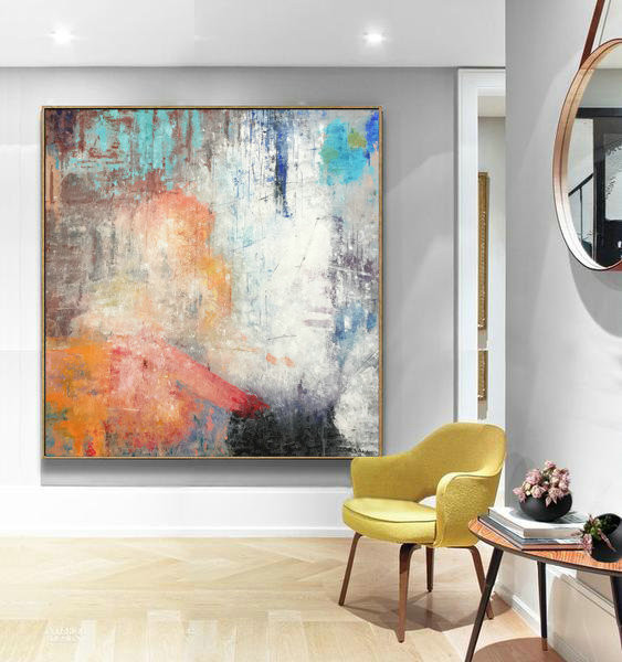 Abstract Painting, Oil Painting, Large Decor Art, Large Wall Art, Large Decor Painting, Abstract Art, Original Painting, Oil Canvas Painting