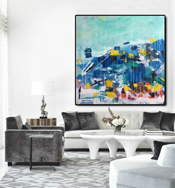 Large Decor Art, Large Decor Painting, Canvas Painting, Oil Painting, Abstract Painting, Original Painting, Large Wall Art, Canvas wall Art