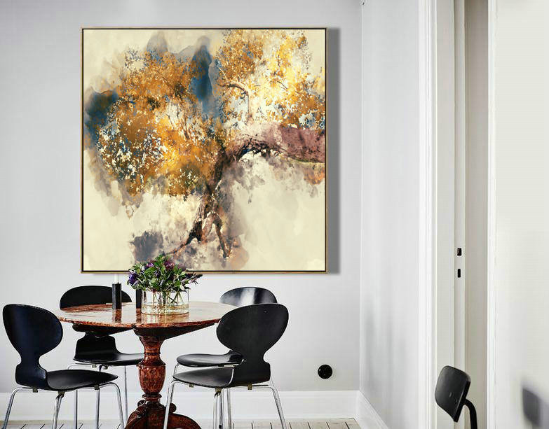 Heavy Texture, Abstract paintings, Contemporary Art, Original Acrylic Painting, Art Painting, Large Painting Art, Texture knife, Large Art