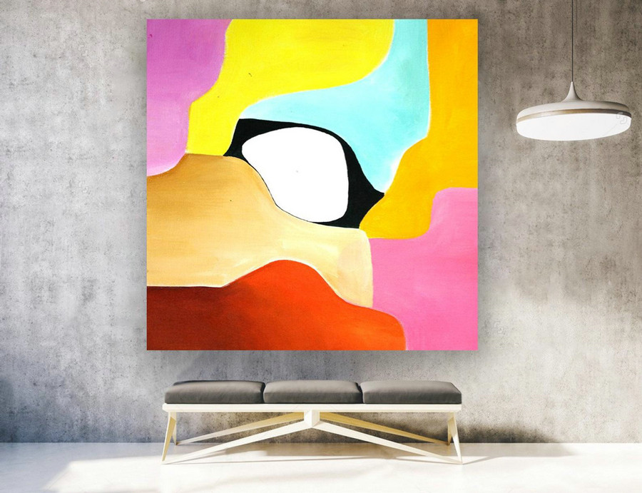 Extra Large Wall Art, Original Painting on Canvas, Contemporary Art, Original Painting Abstract Large, Extra Large Painting, Modern laS349