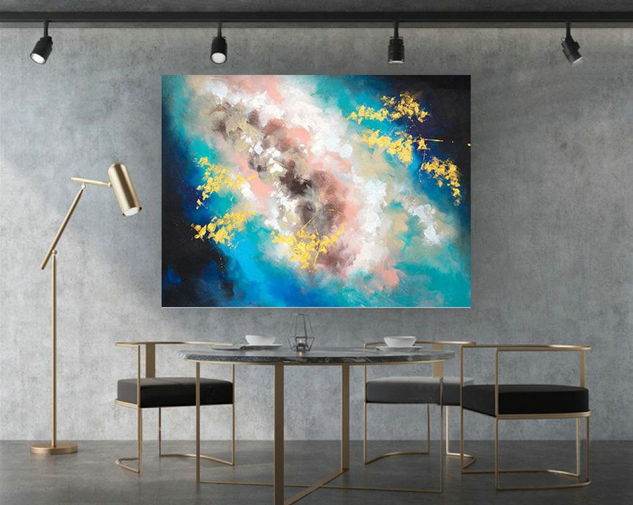 Abstract Painting,Large Wall Art,Paintings On Canvas,Extra Large Wall Art,Abstract Canvas Art,Large Abstract Painting,Contemporary laS603