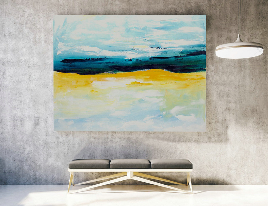 Original Modern Abstract Large Wall Art,Original Large Abstract Painting,Livingroom Decor,Large Painting Original,Large Canvas Art,XL LAS043