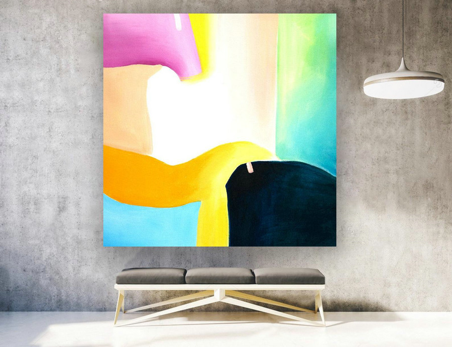 Extra Large Wall Art, Original Painting on Canvas, Contemporary Art, Original Painting Abstract Large, Extra Large Painting, Modern laS346