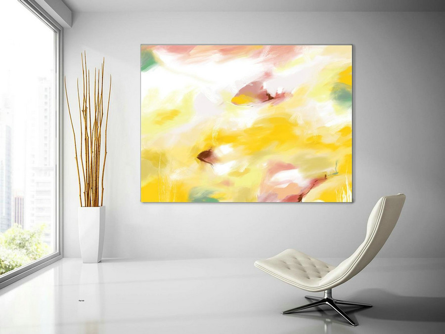 Extra Large Painting on Canvas, Original Abstract Art,Contemporary Abstract Paintings, Large Paintings on Canvas, UNSTRETCHED PaS100