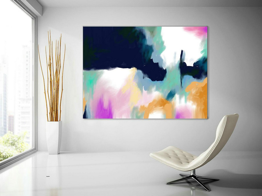 Original Art Abstract Painting,Extra Large Wall Art on Canvas, Hand painted Contemporary Abstract Art, Painting on Canvas, Modern Art PaS089