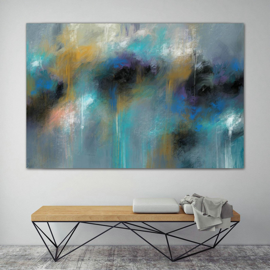 LargeWall Art Original Abstract Painting for Decor Contemporary Wall Art Modern Art Extra Large Original Abstract Painting on Canvas MaS024