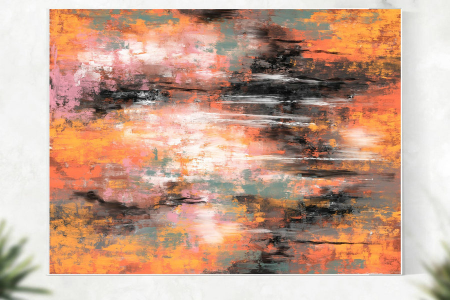 Original Paintings,Abstract canvas art,Extra Large Wall Art, Large Size Painting,Extra Large Original Abstract Painting on Canvas CHS070