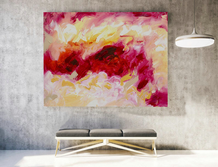 Contemporary Wall Art On Canvas,Extra Large Wall Art ,Large Abstract Painting Canvas,Large Art Original Abstract Painting ,XXXl XL XXLLAS018