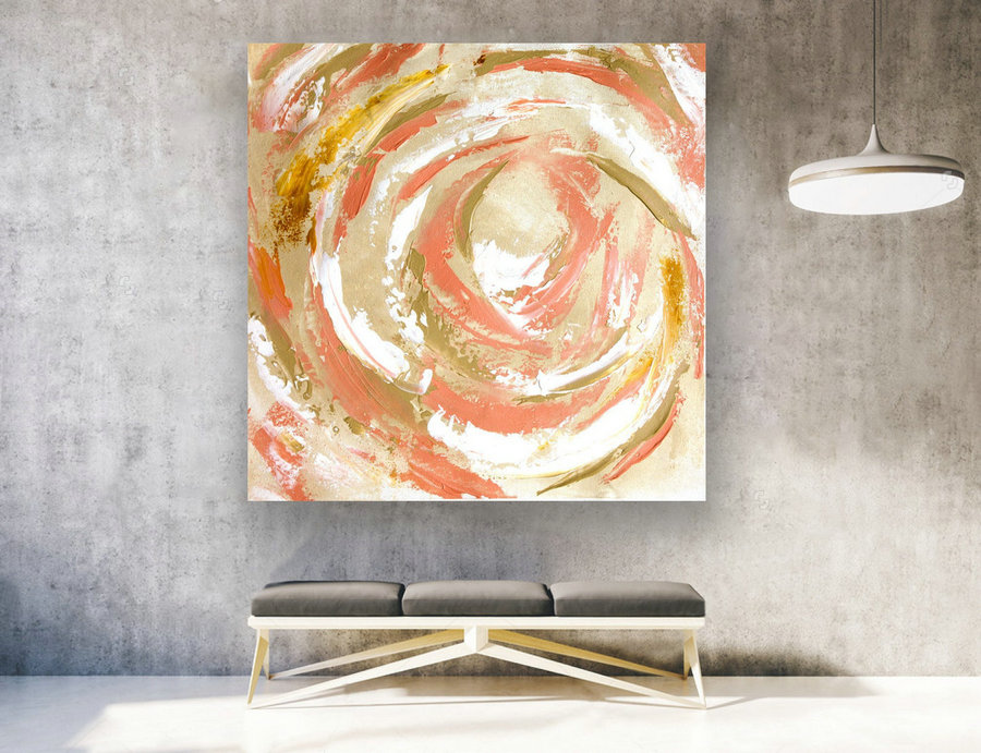 Original Large Abstract Painting,Abstract Canvas Art,Contemporary Art Modern Oil Painting ,Large Painting Original,Large Canvas Art LAS137