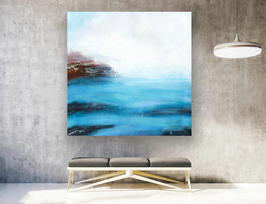 Large Original Abstract Painting On Canvas, Contemporary Wall Art, Extra Large Wall Art,Abstract on Canvas,Original Paintings, Modern LAS157