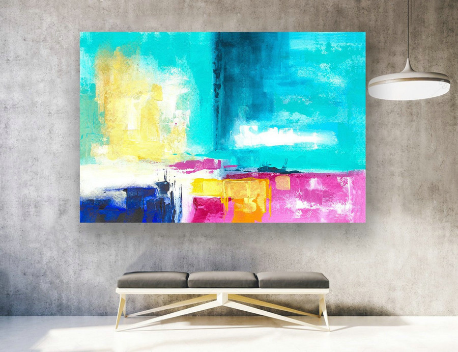 Large Original Abstract Painting On Canvas, Contemporary Wall Art, Extra Large Wall Art,Abstract on Canvas,Original Paintings, Modern LAS166