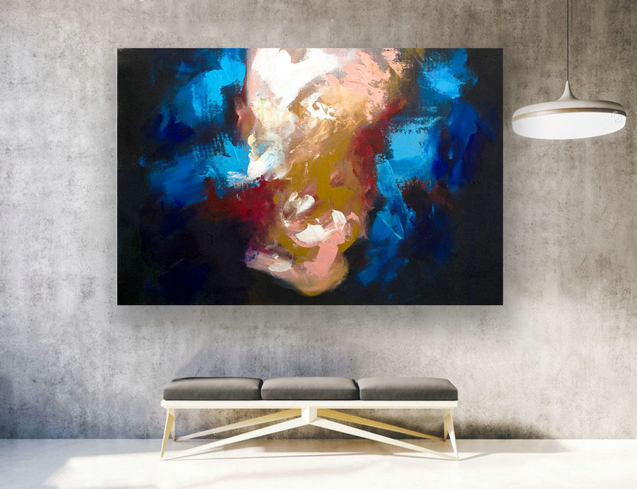 Extra Large Wall Art,abstract canvas art,Contemporary art,Large Wall art canvas,large original painting,Large original Painting LAS269
