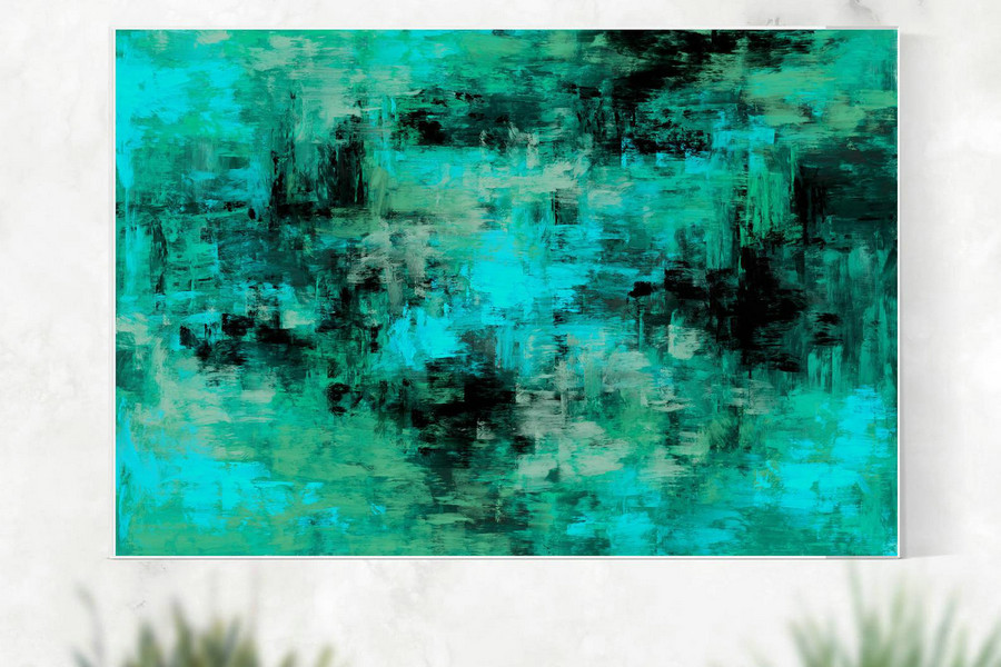 LargeWall Art Original Abstract Painting for Decor Contemporary Wall Art Modern Art Extra Large Original Abstract Painting on Canvas CHS062
