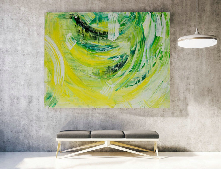 Original Handpainted Abstract Wall Art Made to order,Contemporary Painting, Modern Abstract Home Decor, Extra Large Abstract, XXXL XLLAS008