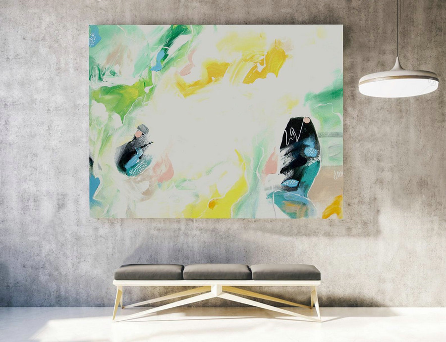 Original Large Abstract Painting,Abstract Canvas Art,Contemporary Art Modern Oil Painting ,Large Painting Original,Large Canvas Art LAS050