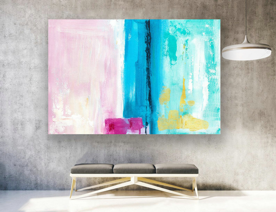 Large Original Abstract Painting On Canvas, Contemporary Wall Art, Extra Large Wall Art,Abstract on Canvas,Original Paintings, Modern LAS165