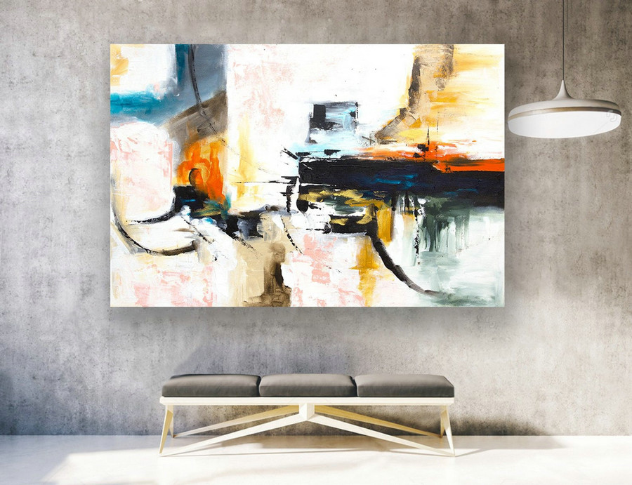 Contemporary Art,Original Painting Abstract.Large Abstract Wall Art,Large Painting Canvas,Extra Large Wall Art,Extra Large Painting LAS189