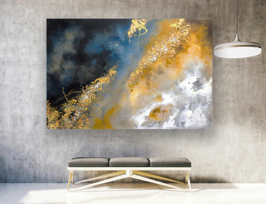 Contemporary Art,Original Painting Abstract.Large Abstract Wall Art,Large Painting Canvas,Extra Large Wall Art,Extra Large Painting LAS193