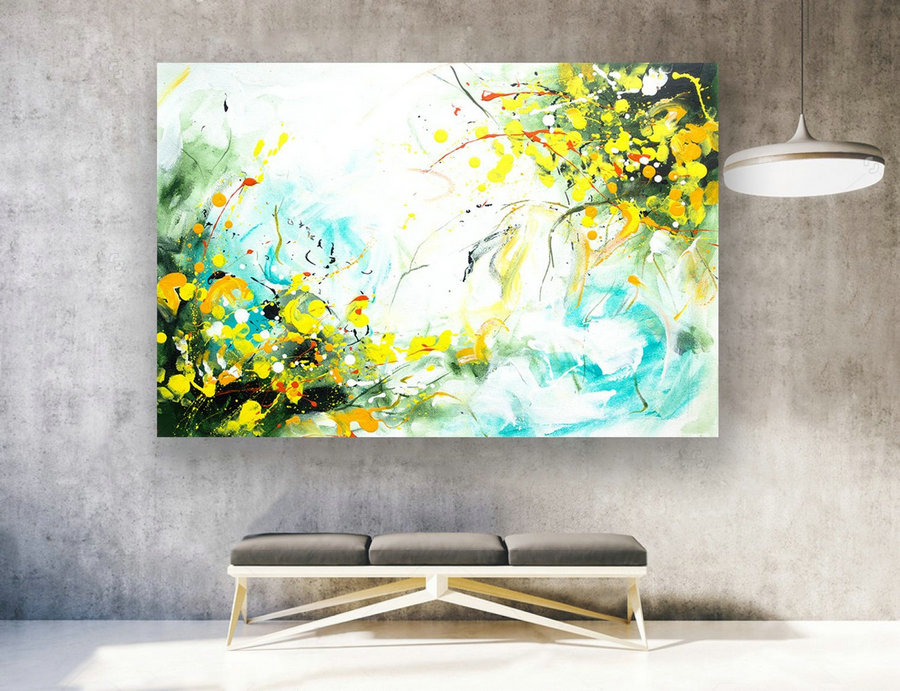 Contemporary Art,Original Painting Abstract.Large Abstract Wall Art,Large Painting Canvas,Extra Large Wall Art,Extra Large Painting LAS198