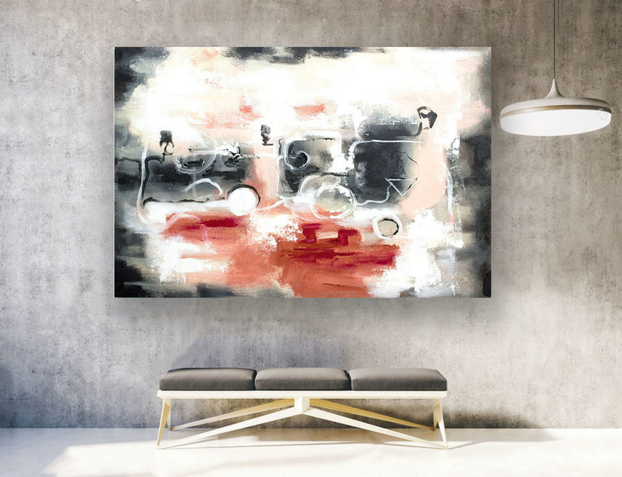 Contemporary Art,Original Painting Abstract.Large Abstract Wall Art,Large Painting Canvas,Extra Large Wall Art,Extra Large Painting LAS260