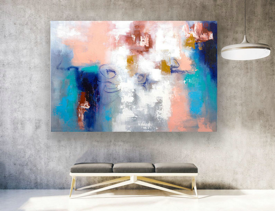 Extra Large Wall Art,abstract canvas art,Contemporary art,Large Wall art canvas,large original painting,Large original Painting LAS270
