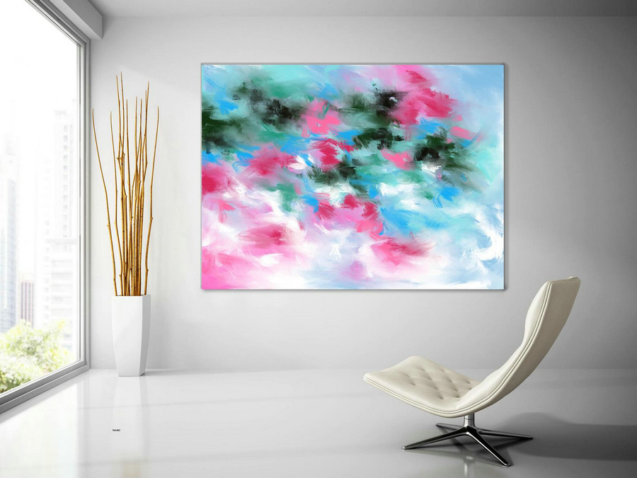 Original Painting,Painting on Canvas Modern Wall Decor Contemporary Art, Abstract Painting Pac485