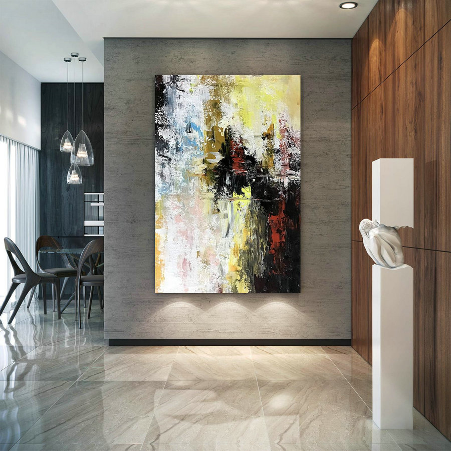 Large Abstract Artwork,Large Abstract Painting,original painting,large abstract art,original artwork,texture wall art BNc100