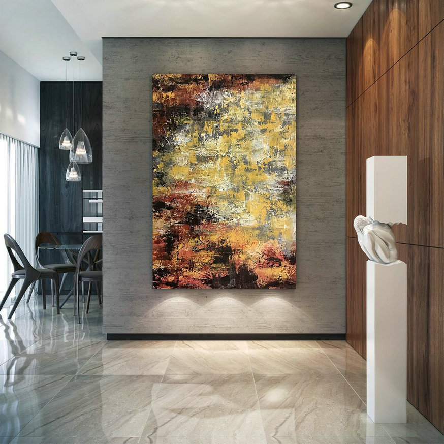 Large Modern Wall Art Painting,Large Abstract wall art,oil hand painting,xl abstract painting,large wall art decor D2c032