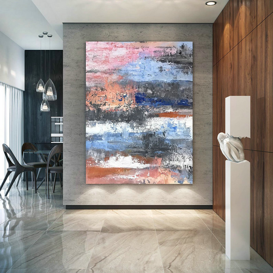 Large Painting on Canvas,Original Painting on Canvas,painting original,xl abstract painting,canvas large,original textured D2c001