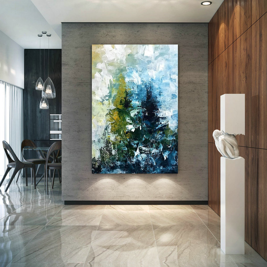 Large Modern Wall Art Painting,Large Abstract Painting,painting wall art,large wall art,extra large wall art D2c012