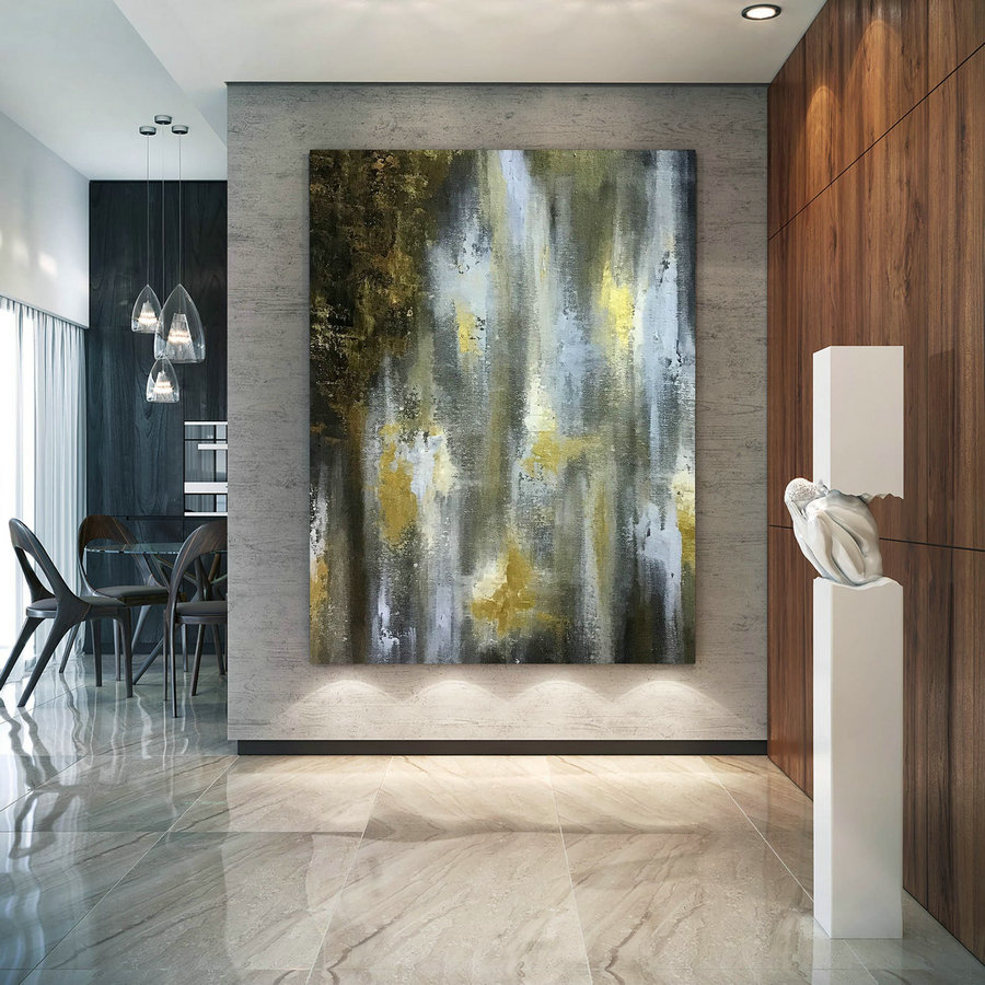 Large Abstract Painting,original painting,large interior art,modern abstract,original textured D2c005