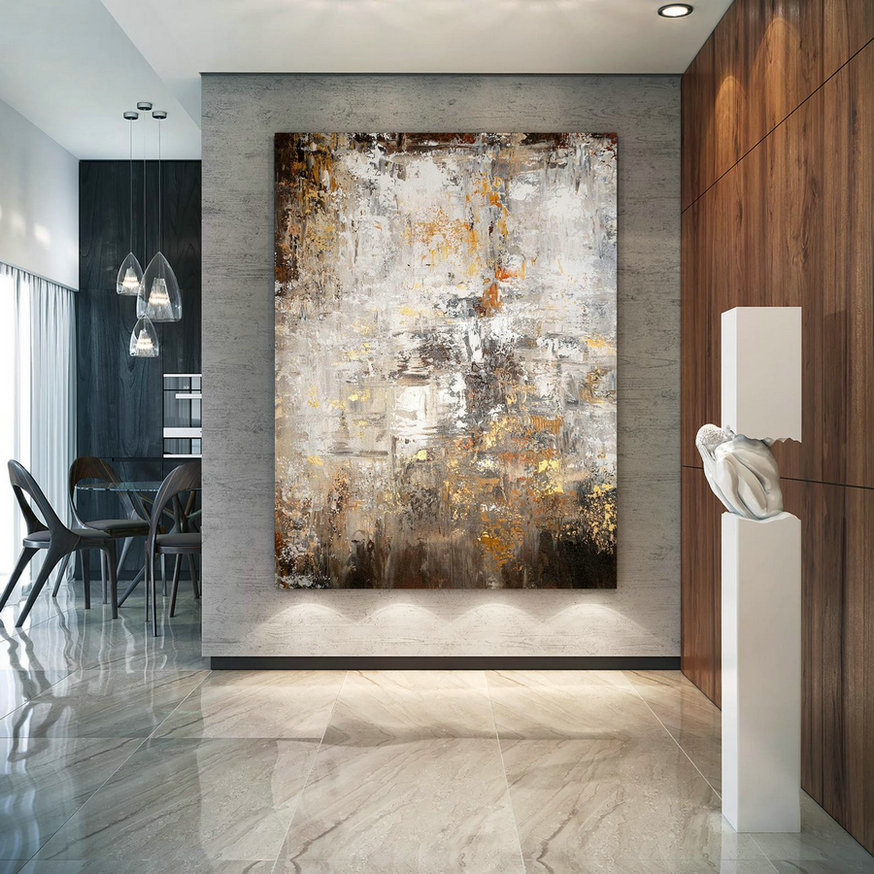 Original Painting on Canvas,Original Abstract Canvas Art,canvas large,painting home decor,canvas art original BNC041