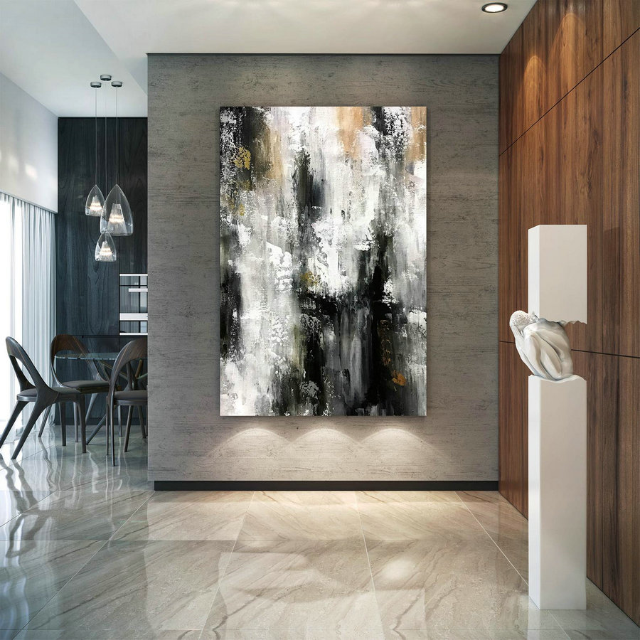 Large Abstract Painting,Modern abstract painting,painting colorful,large canvas art,abstract painting,acrylic textured B2c011