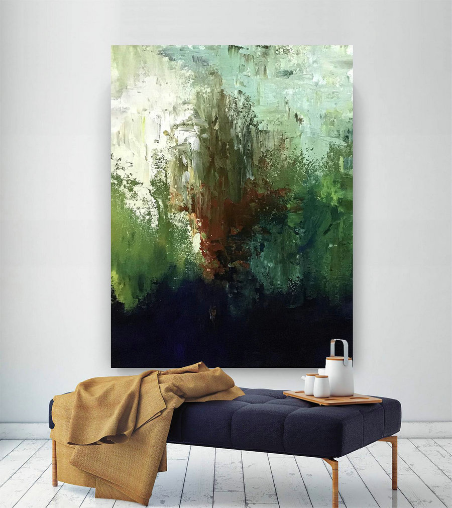 Large Modern Wall Art Painting,Large Abstract wall art,painting wall art,abstract decor,home decor wall art,textures painting D2c002