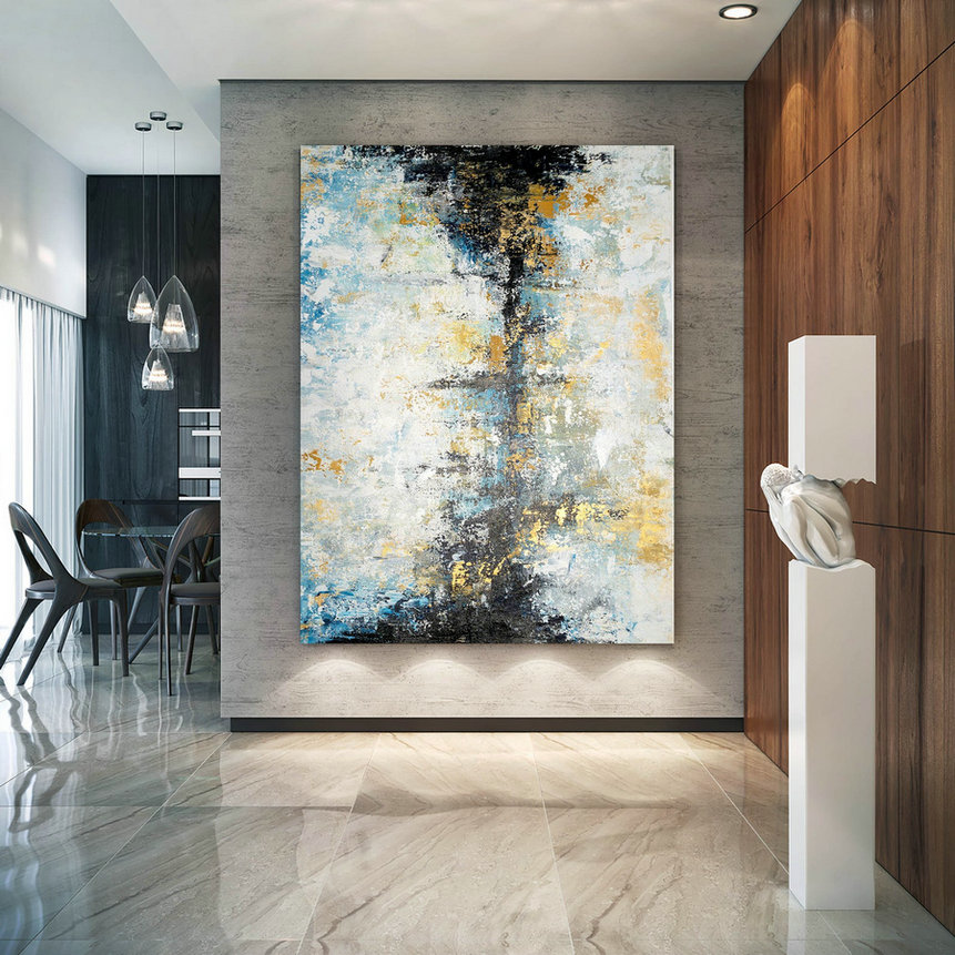 Large Modern Wall Art Painting,Large Abstract wall art,painting home decor,modern abstract,home decor wall art BNc047
