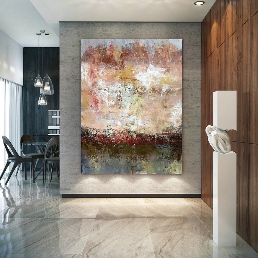 Large Abstract Painting,Modern abstract painting,painting original,large wall art,acrylic abstract,textured art D2c008
