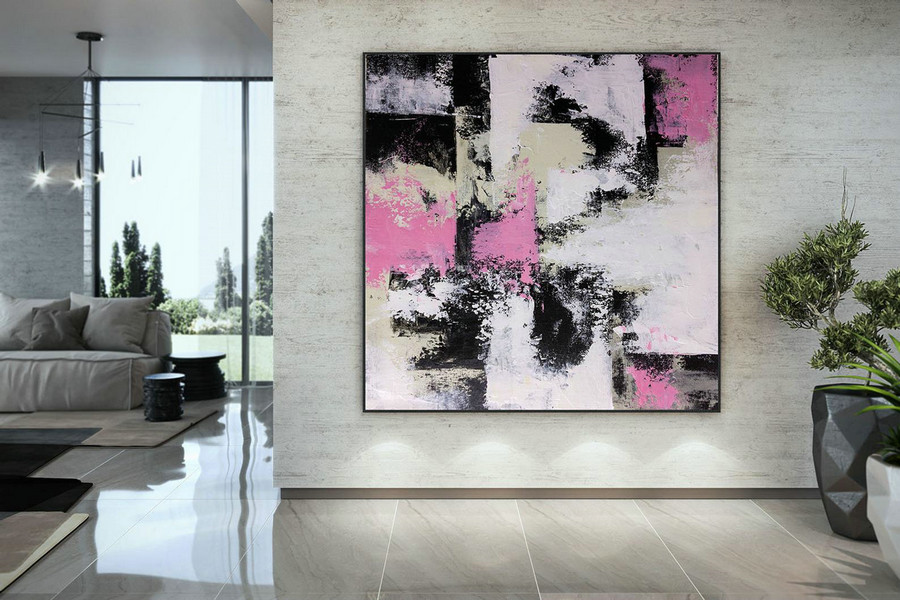 Large Painting on Canvas,Original Painting on Canvas,painting wall art,original abstract,abstract canvas art DMC182